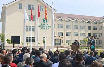 Makedonya ve Kosova'daki Maarif Okullarında ilk ders zili çaldı