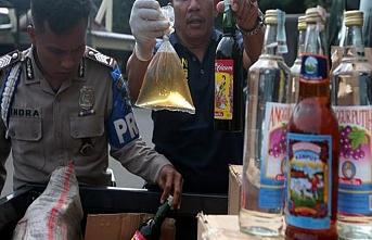Malezya'da sahte içkiden ölenlerin sayısı artıyor