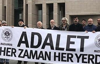 MAZLUMDER 28 Şubat mahkumları için tahliye talep etti