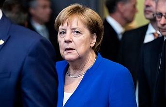 Merkel'den kimyasal silah açıklaması