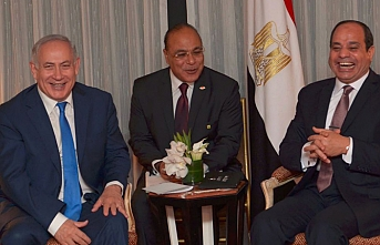 Mısır-İsrail gizli görüşmesi övgüyle ifşa oldu