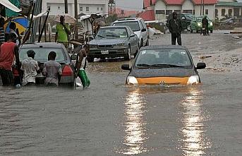 """Nijerya liderine """"seli görmezden gelme"""" tepkisi"""
