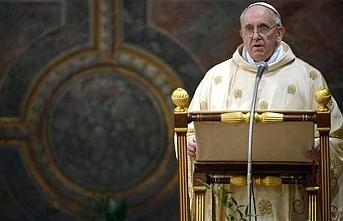 Papa İdlib'teki siviller için talepte bulundu