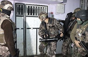 PKK'ya Van merkezli operasyon