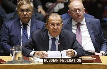 Rus dışişleri bakanından Filistin uyarısı