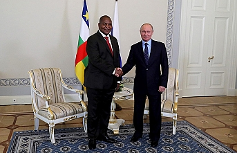 Rusya Orta Afrika Cumhuriyeti'ndeki varlığını güçlendiriyor