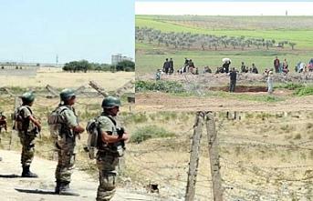 """Sınır bölgesine """"Özel Güvenlik Bölgesi"""" uygulaması"""