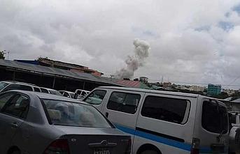 Somali'de belediye binasına bombalı saldırı