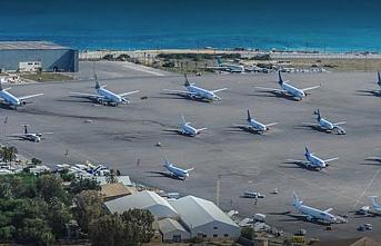 Trablus Havalimanı yeniden açılıyor