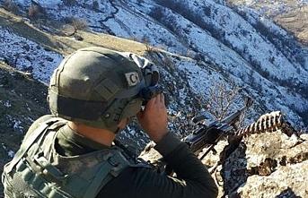 Tunceli'de 2 PKK'lı etkisiz hale getirildi
