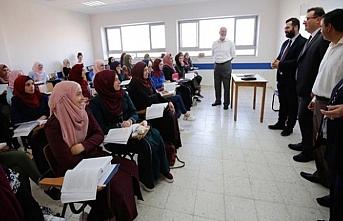 Türkçe Doğu Kudüs'te okul müfredatına girdi