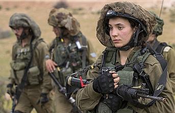 İsrail ordusunda Türkiye'den bir kadın asker