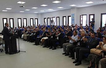 Üsküp'te 3. Uluslararası Sosyal Bilimler Kongresi başladı