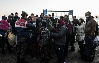 Van'da Afgan göçmenlere jandarmaoperasyonu