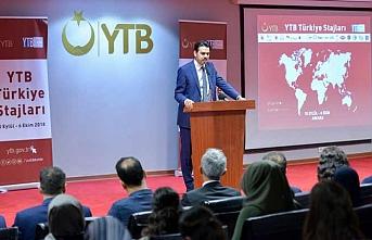 Yurtdışındaki vatandaşlarımıza Türkiye'de staj imkânı