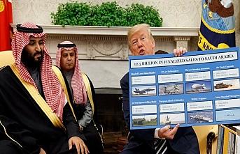 ABD'de Cumhuriyetçiler S.Arabistan'a silah satışını masaya getirdi