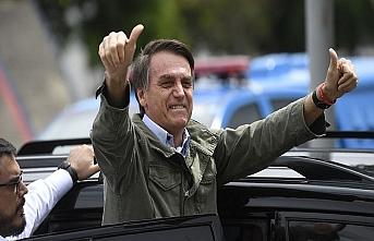 ABD yeni Brezilya liderini kutladı
