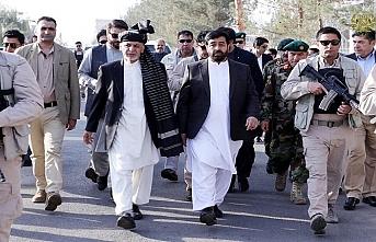 Afganistan'da Cumhurbaşkan'nın ziyareti sırasında roketli saldırı