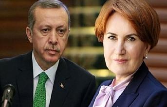 Akşener'den Erdoğan'a destek teşekkürü