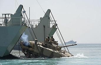 Arap dünyası askeri güç gösterisinde