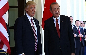 Başkan Erdoğan ve Trump arasında kritik görüşme