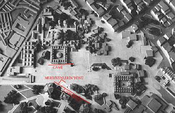 Beyazıt Meydanı mimarisindeki sır