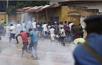 Bir Müslüman ve Hristiyan kavga etti, kabileler savaştı: 55 ölü