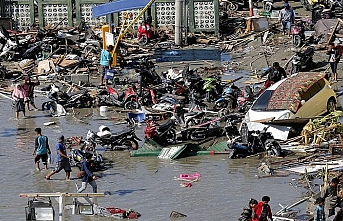 BM'den deprem ve tsunami mağdurlarına 15 milyon dolar