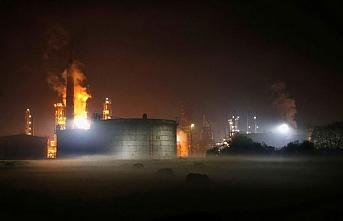 Bosna Hersek'te rafineri patladı