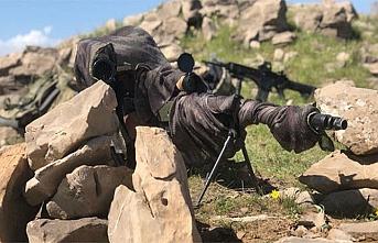 Cudi Dağında 4 PKK'lı etkisiz hale getirildi