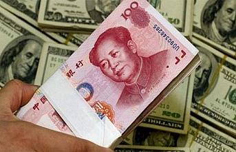 Dolar ve avro azaltıldı, yerine yuan geçti