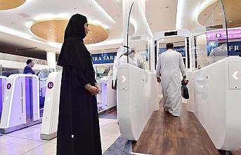 Dubai Havalimanı'nda pasaport kontrolü otomatiğe bağlandı