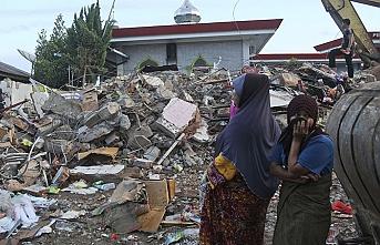 Endonezya heyeti yardım talebi için Türkiye'de