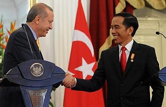 Erdoğan'dan Widodo'ya taziye