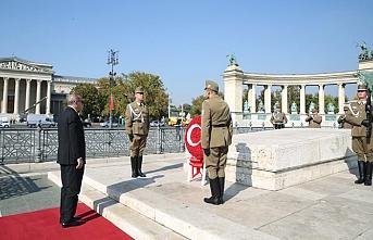 Galiçya Türk Şehitliği'nde tören