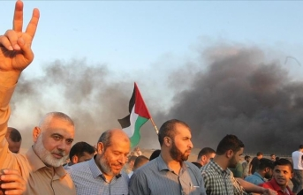 Gazze ablukadan kurtuluncaya kadar gösterilere devam
