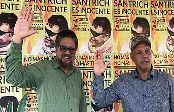 Kolombiya'da FARC liderlerinden sitem