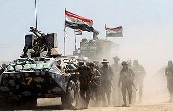 Irak'ın kuzeyinde DEAŞ operasyonu