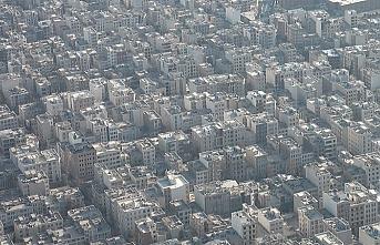 """İran'ın başkentinde """"yoksulluk hilali"""""""