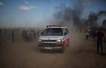 İsrail Gazze'ye saldırdı, 3 çocuk şehit oldu