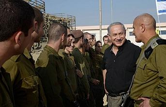 İsrail'den Gazze'ye saldırı hazırlığı