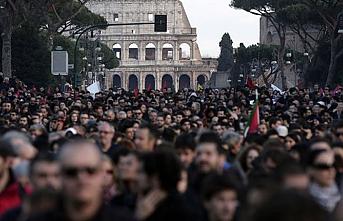 İtalya hükümetinde faşizm belirtileri