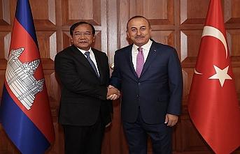 Kamboçya, Türkiye'de büyükelçilik açacak