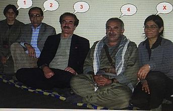 Kandil fotoğrafları ortaya çıkan HDPli başkan tutuklandı