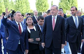 Kazakistan'dan proaktif siyaset hamlesi