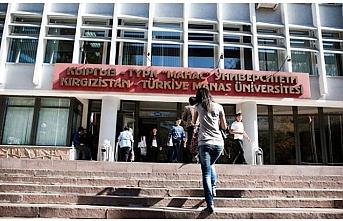"""Kırgızistan'da """"Mevlana Konferansı"""" düzenlendi"""