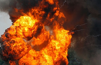 Kırım'da bir okulda gaz patlaması, 10 ölü