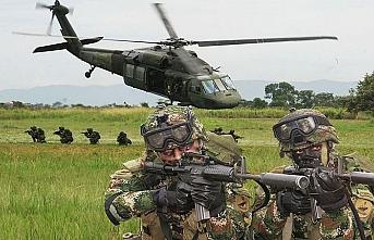 Kolombiya ordusu FARC'ın muhaliflerini vurdu