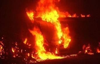 Kongo'da yakıt tankeri ile kamyon çarpıştı, 50 kişi öldü