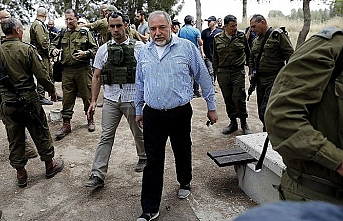 Liberman'dan Gazze'ye gözdağı